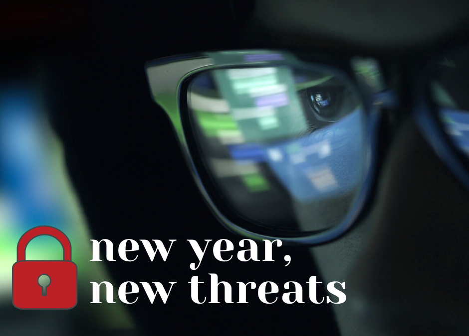 New Year, New Threats